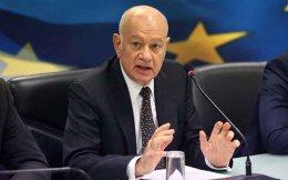 Economy and Development Minister Dimitri Papadimitriou