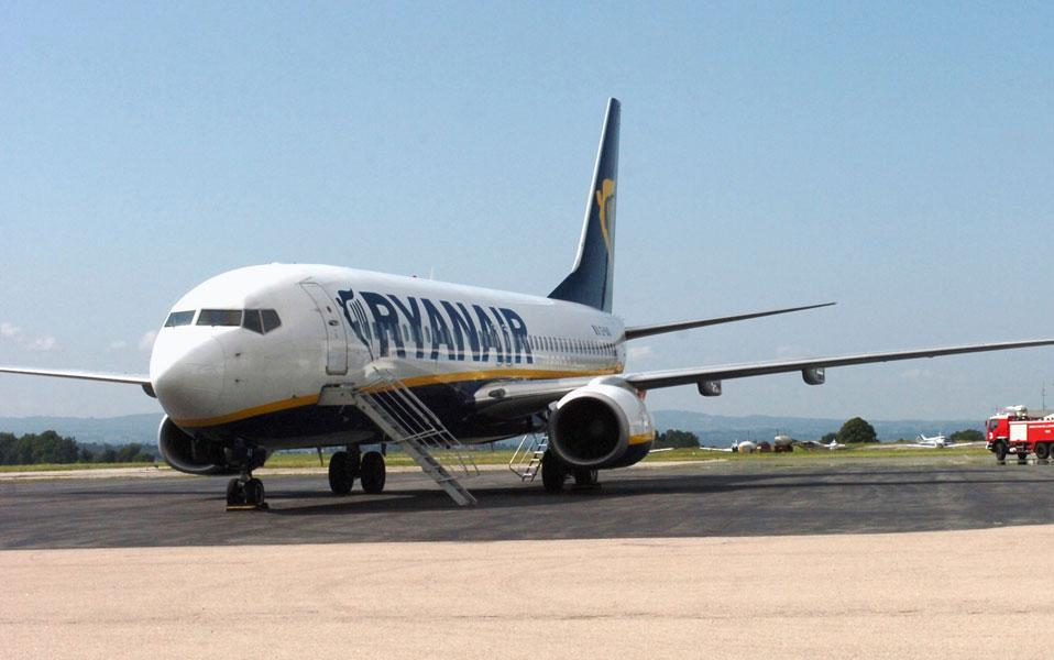 Ryanair cancels winter flights to and from Hania | Business | ekathimerini.com