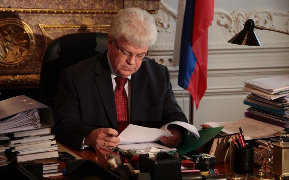 Ambassador Vladimir Chizhov says he believes there will be a 'critical mass of political will from within the EU that will set off a creative chain reaction to normalize relations' between Moscow and Brussels. However, he says 'this does not mean we will go back to where we were before, because neither side wants to go back to business as usual.'