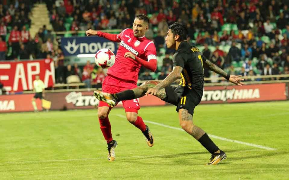 AEK drops second to PAOK after draw at Xanthi  887cdf95ab1