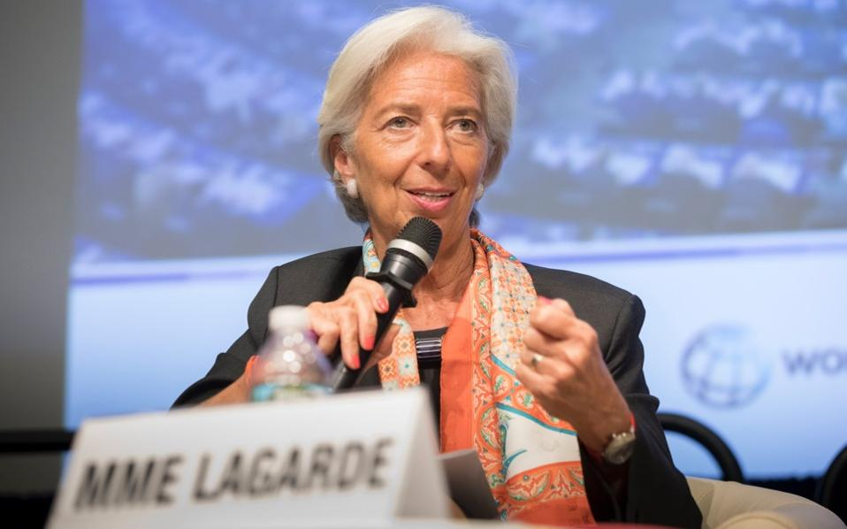 International Monetary Fund  forecasts stronger global growth