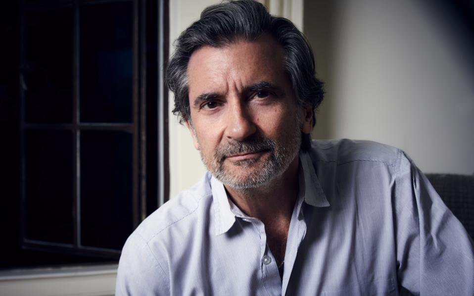 Actor and director Griffin Dunne [ Martina Tolot].