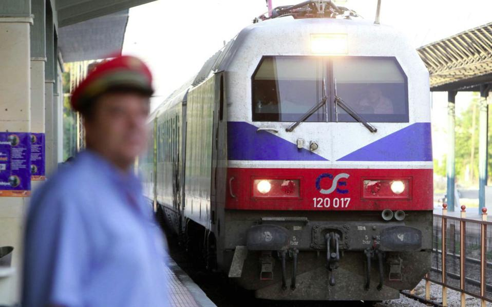 The Hellenic Railways Organization (OSE) is among the loss-making companies that would burden the Public Holdings Company (EDIS) if it is set up after all.