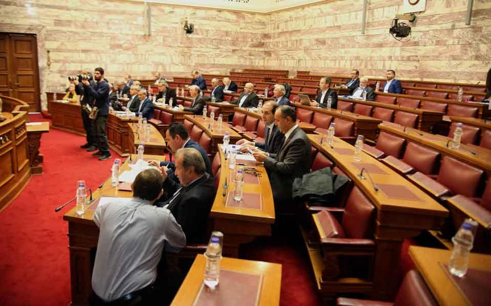 Deputies participating in the Parliamentary Committee for Financial Affairs were warned yesterday that the 2018 draft budget continues to overtax Greek taxpayers and that 'the persistent seeking of primary surpluses above the official target' could entail excessive austerity and have a negative impact on growth.