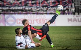 Second-division Trikala held Kerkyra to a 0-0 draw and qualified.