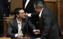 It is truly ironic that under the leadership of two parties that fought against the MoUs most vociferously, Greece is edging to the final stretch of the program era.