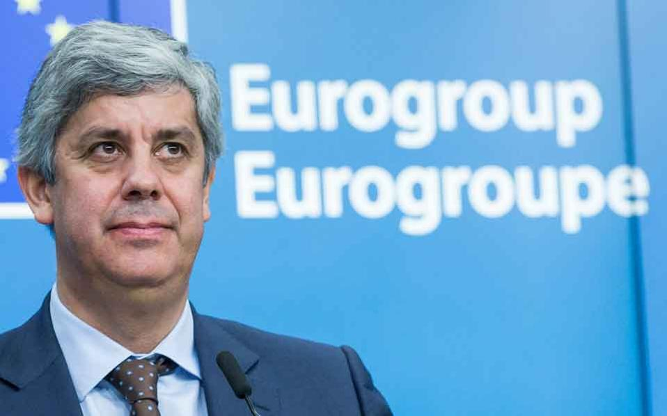 New Eurogroup head Mario Centeno