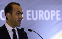 Cyprus Finance Minister Harris Georgiades