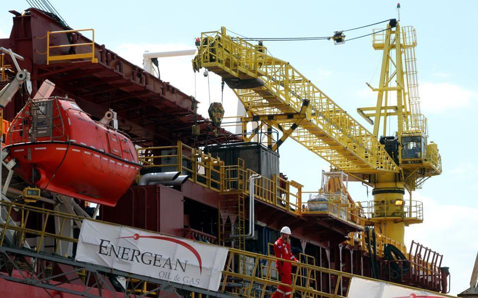 Greece's Energean signs deal with Israel Chemicals Limited