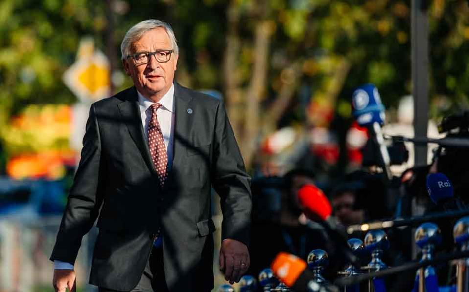 European Commission President Jean-Claude Juncker said last week, 'There is no better time to fix the roof than when the sun is shining.'