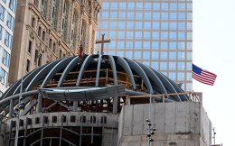 The disastrous navel-gazing of the current leadership has escalated due to the financial woes of the archdiocese and the scandal surrounding the cost overruns in the much-delayed construction of Saint Nicholas Church at the World Trade Center in New York.