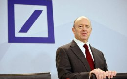 'The Greek population's desire to stay in the eurozone has remained surprisingly resilient over nearly a decade of crisis, which is a good sign,' Deutsche Bank CEO John Cryan says.