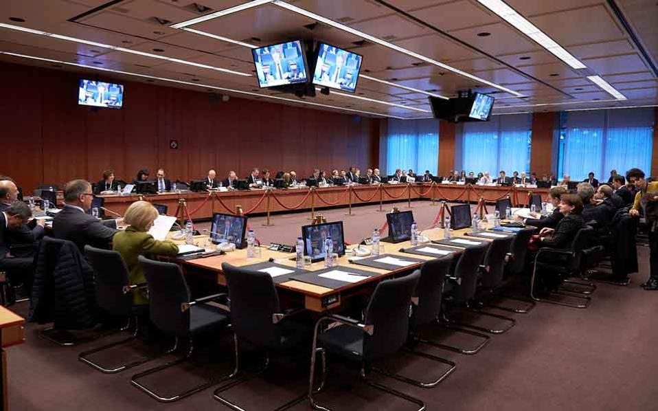 Greece wraps up third review at Eurogroup