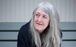 Mary Beard's latest book parallels her own experience with vulgar attacks and threats on Twitter with the world of ancient Greece, specifically the portrayal of women in the works of Aristophanes and Homer.