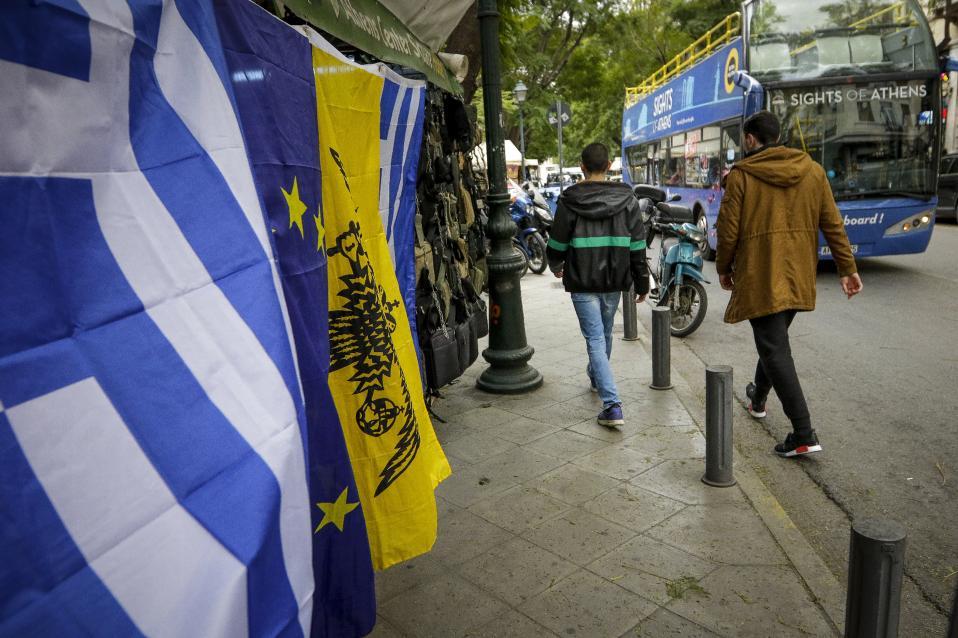 flags-greek-church