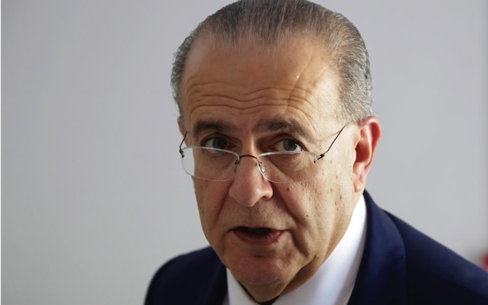 'The force of arms always prevails when there's no opposing force,' Cyprus's outgoing Foreign Minister Ioannis Kasoulides told state broadcaster RIK.