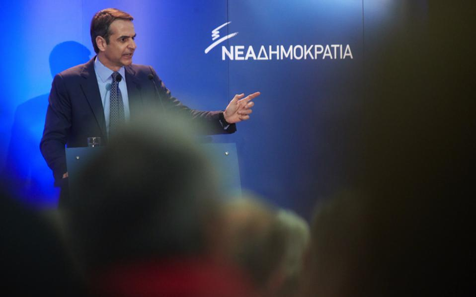 In an environment that is in flux, the already-delicate equilibrium inside Kyriakos Mitsotakis's New Democracy party requires very deft moves if a liberal politician like himself is to play ball in a field where liberal ideas are not very much in vogue