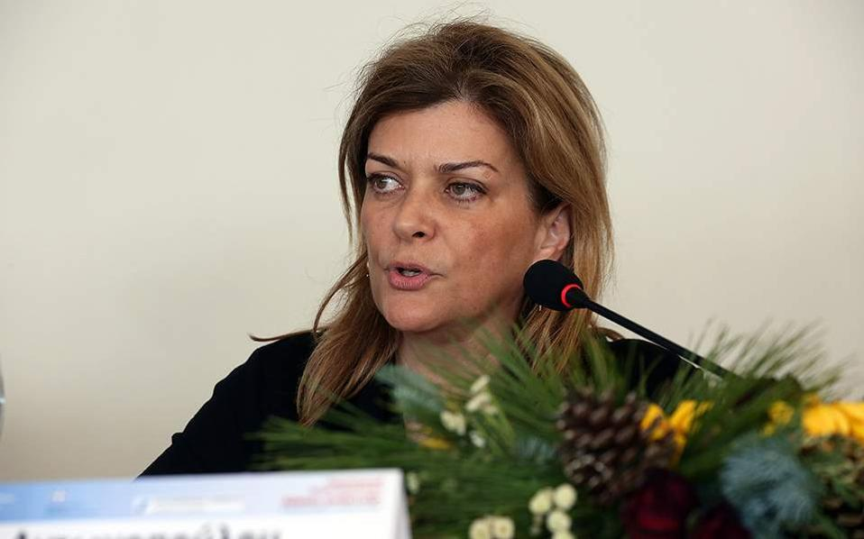 Greek economy & development minister resigns after wife benefit row