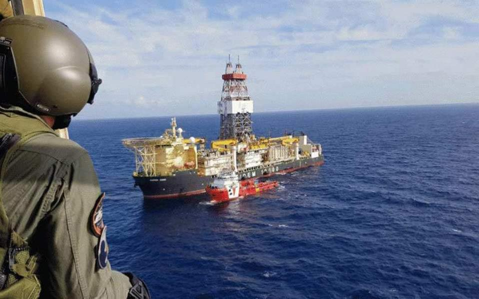 Turkey slams Greek Cypriot's hydrocarbon activities