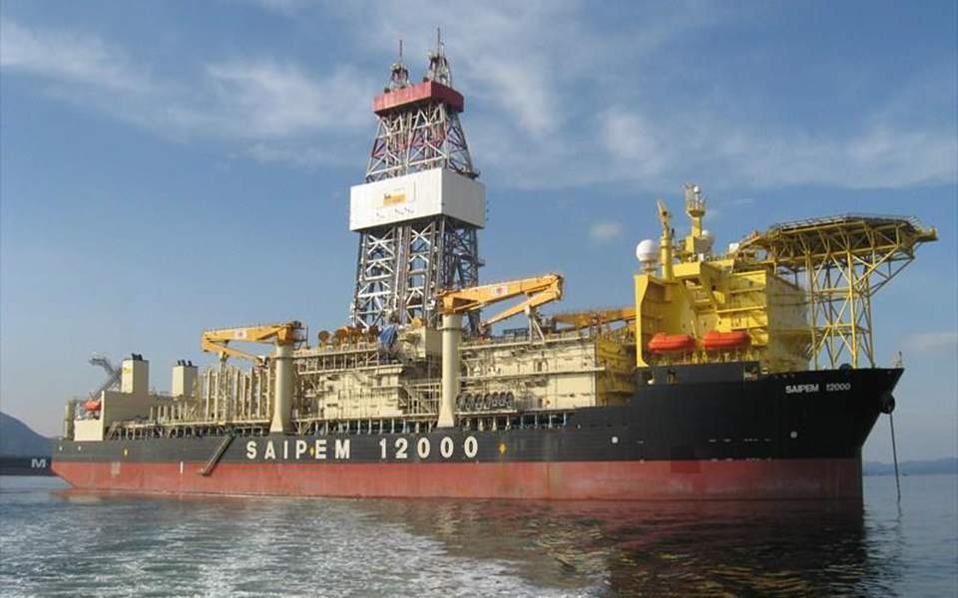 ENI ship blocked off Cyprus leaves for other work
