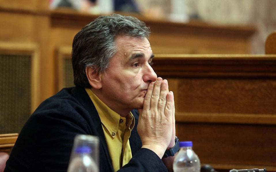 Eurogroup: No to Greece's disbursement amid Draghi - Tsakalotos tension