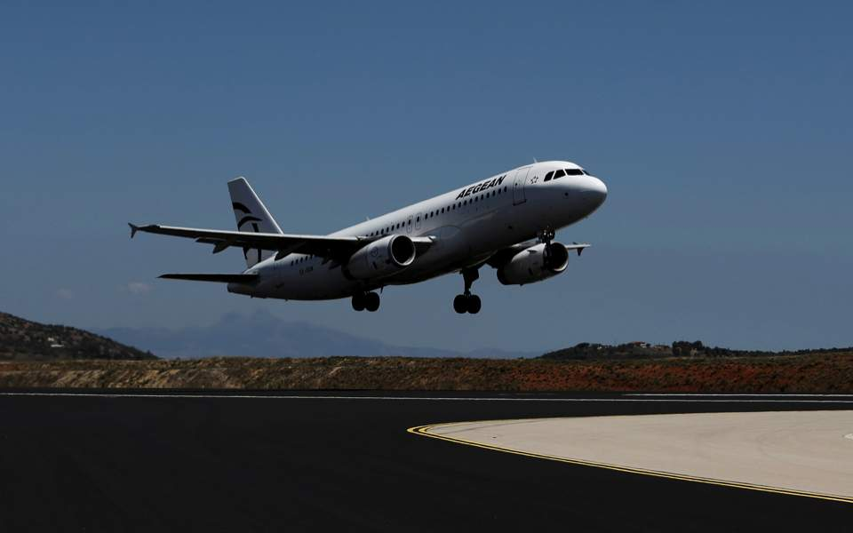 Greek airline Aegean invests billions in new Airbus planes