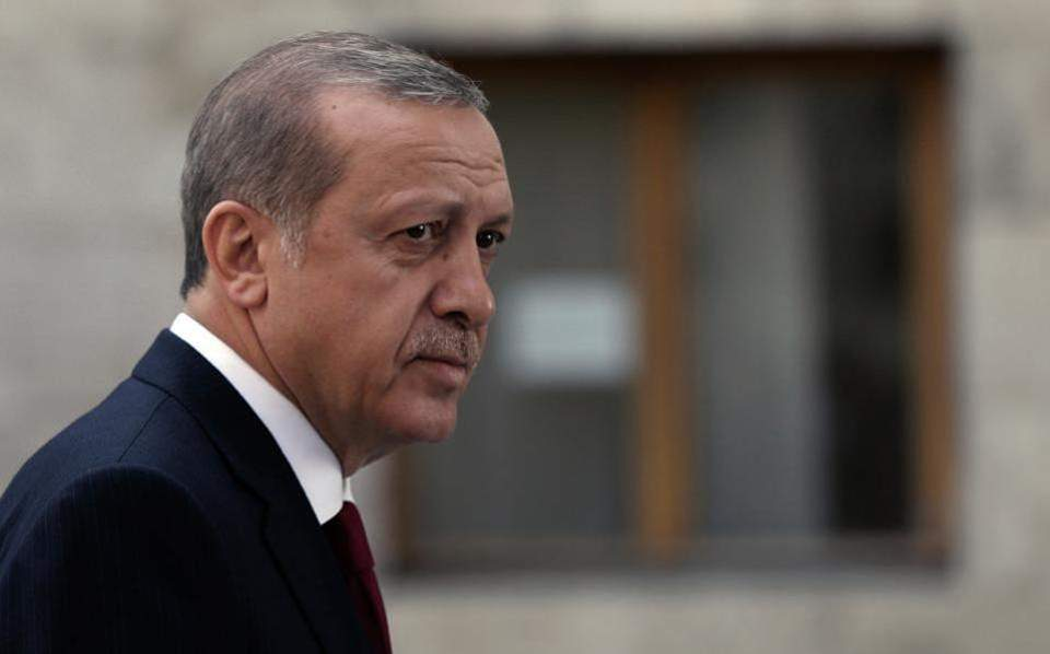 Turkey's Erdogan: EU membership remains strategic goal