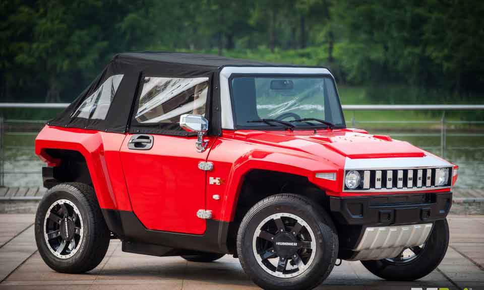 Businessman plans to produce mini electric Hummer in Greece ...
