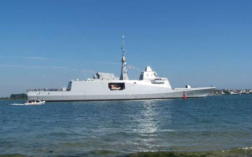 Greece to lease two French frigates as tensions with Turkey rise ...