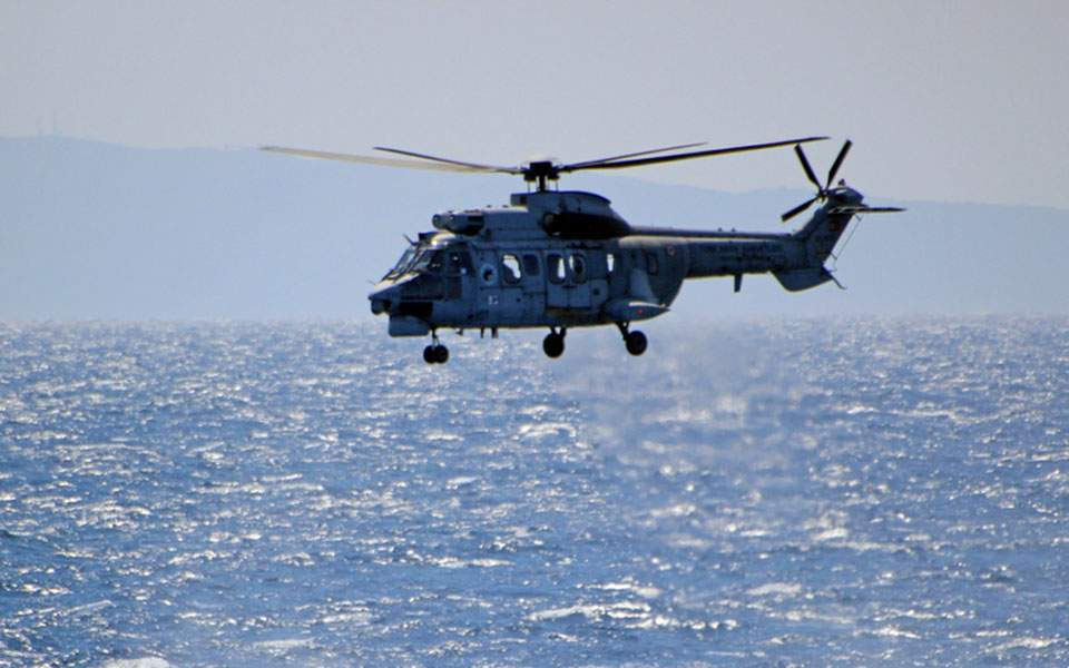 Greek Border Guards Fire Warning Shots at Turkish Helicopter