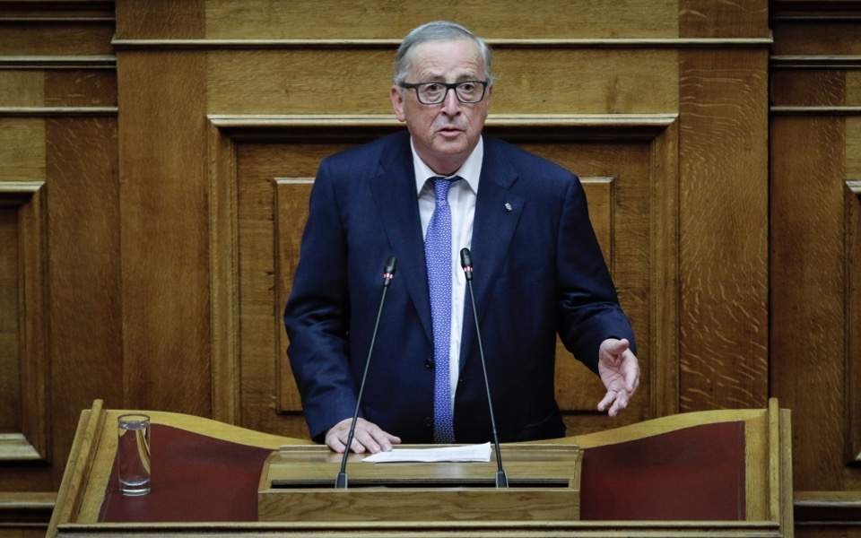 Greece does not need credit line, extra austerity — EU's Juncker