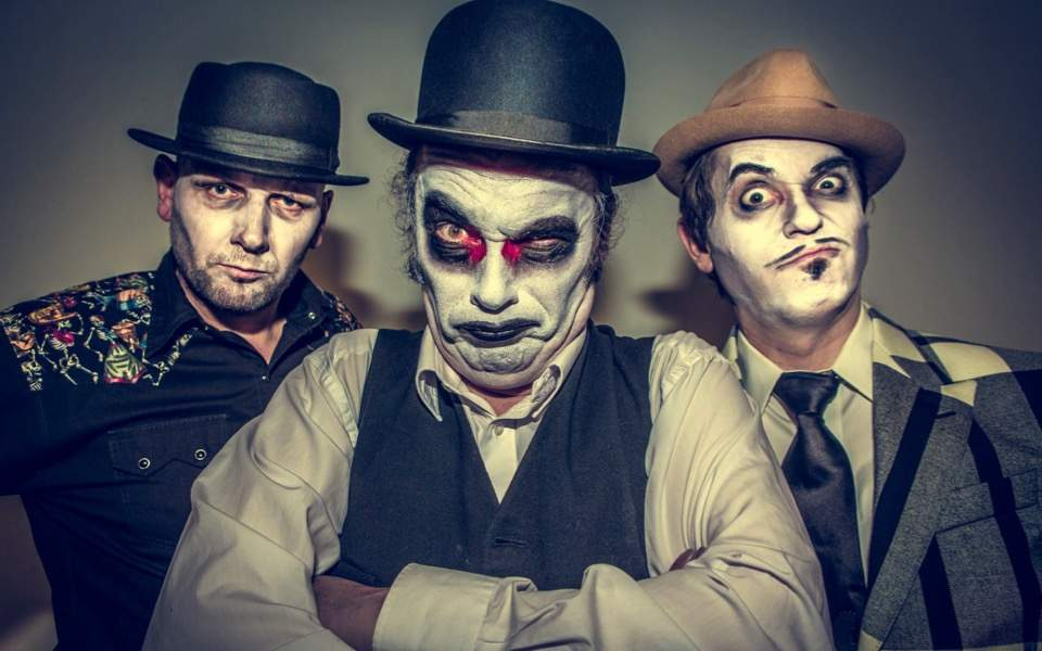 The Tiger Lillies | June 19-24 | On Tour | What's On ...