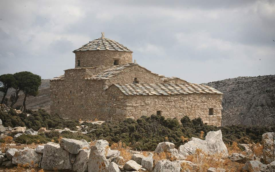 Restoration of Greek island church wins Europa Nostra heritage award
