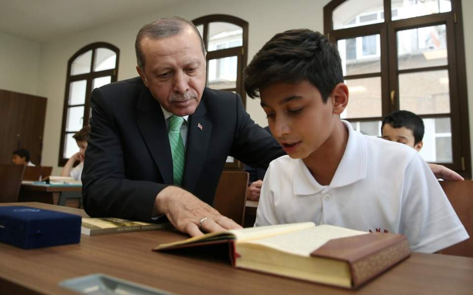 Education and Islam become hot-button issues in Turkey | Community