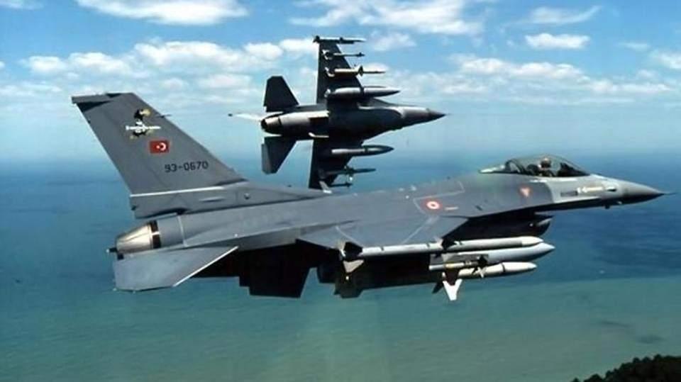 Turkish F-16 overflights in eastern Aegean   News   ekathimerini.com