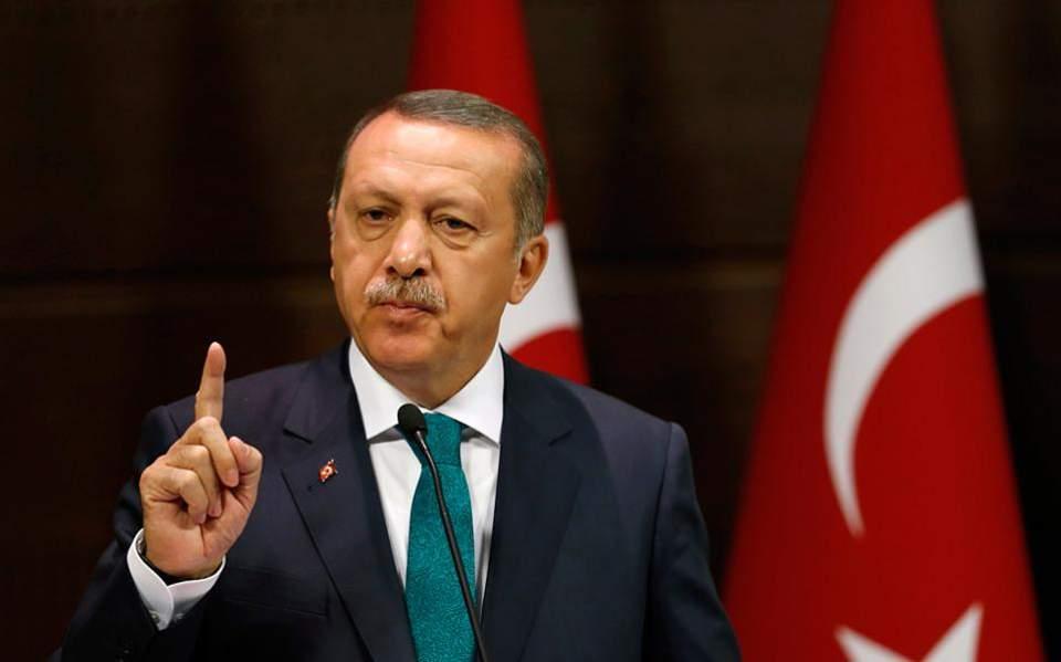 erdogan-finger