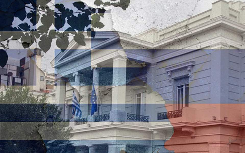 Russia, Greece spat and diplomatic tit-for-tat