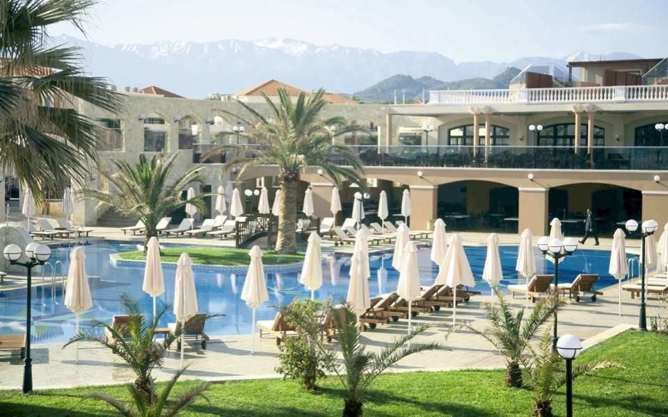 Hotel Hania Web
