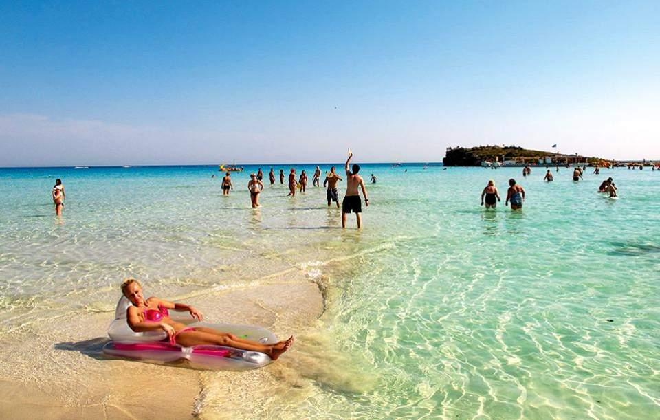 Cyprus S Nissi Beach Is Cnn Travel July Pick Web