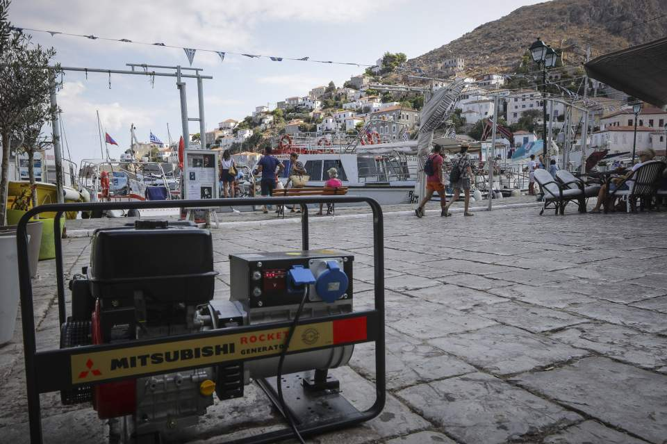 Hydra mayor: Power and water supply to be restored Monday | News