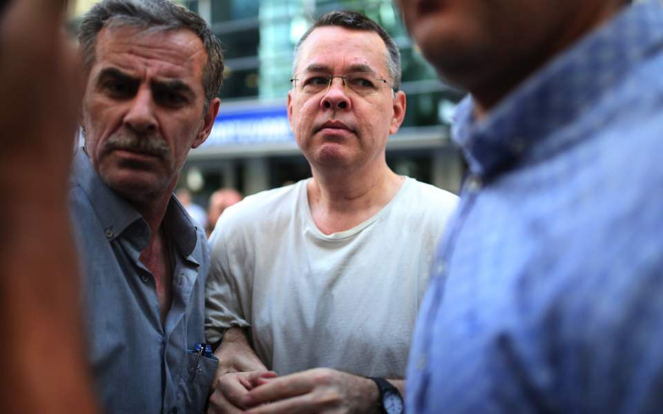 Turkey rejects US pastor Andrew Brunson's appeal, shrugs off Donald Trump sanctions threat