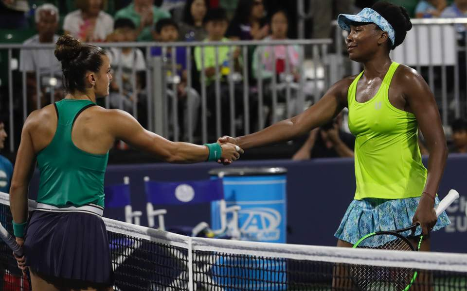 Konta, Venus crash out in Silicon Valley