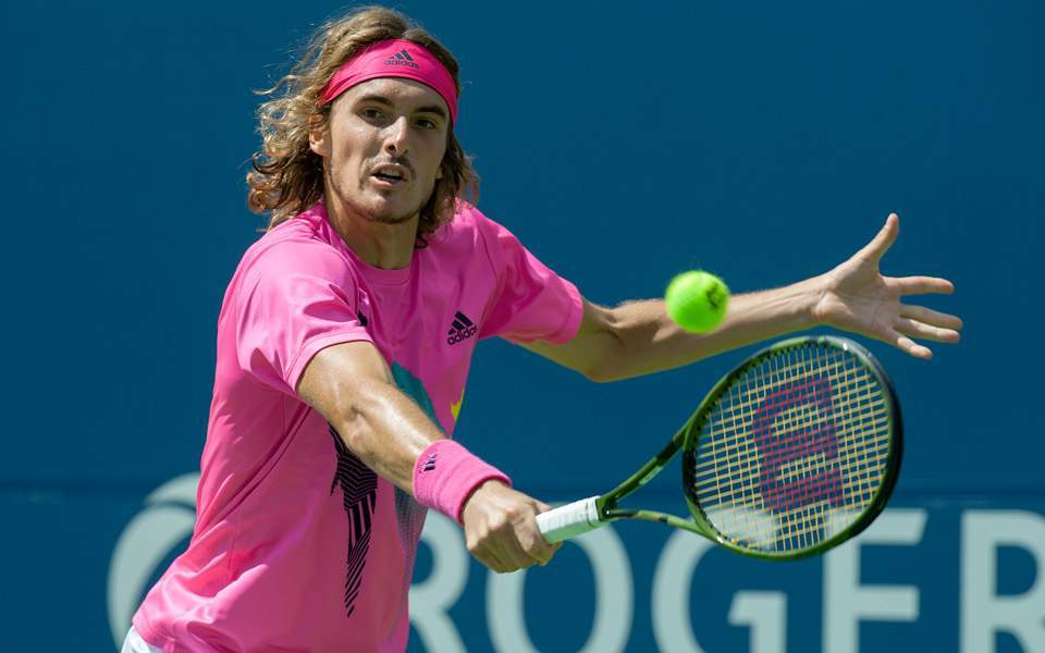 Surging Tsitsipas to face Nadal in Toronto final