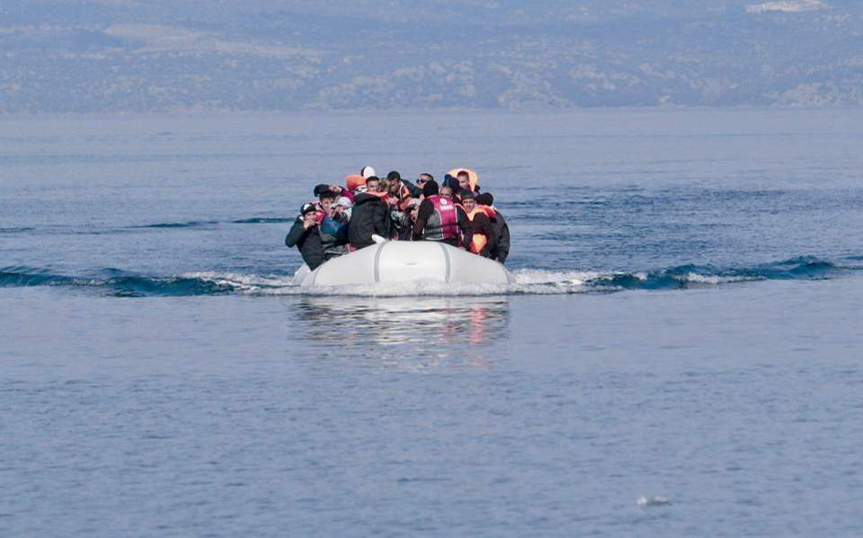 Cyprus Police Track Migrants From Adrift Boat