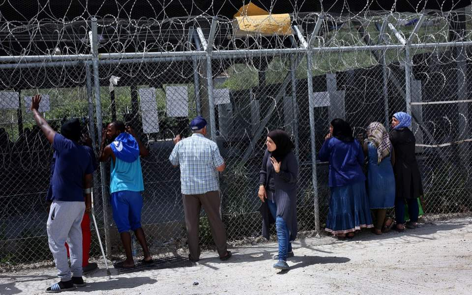No Relief In Sight For Moria Migrant Camp On Lesvos