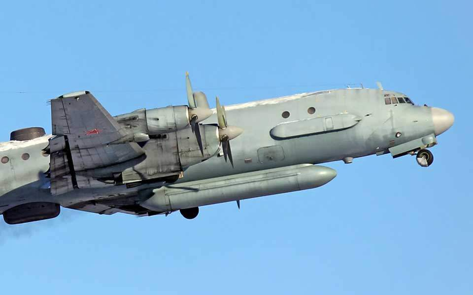 Russian plane 'is accidentally shot down by Syria'