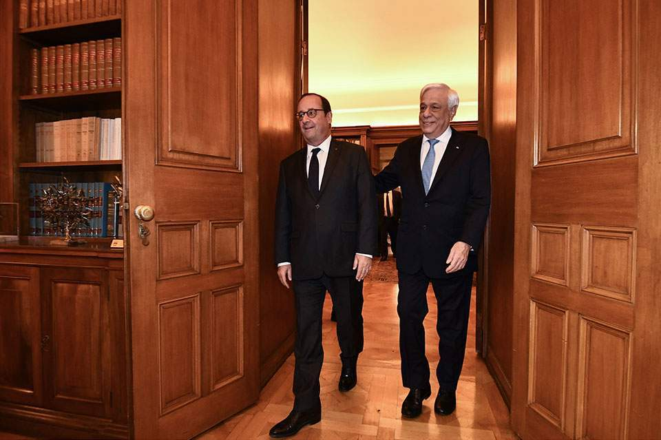 hollande-pavlopoulos
