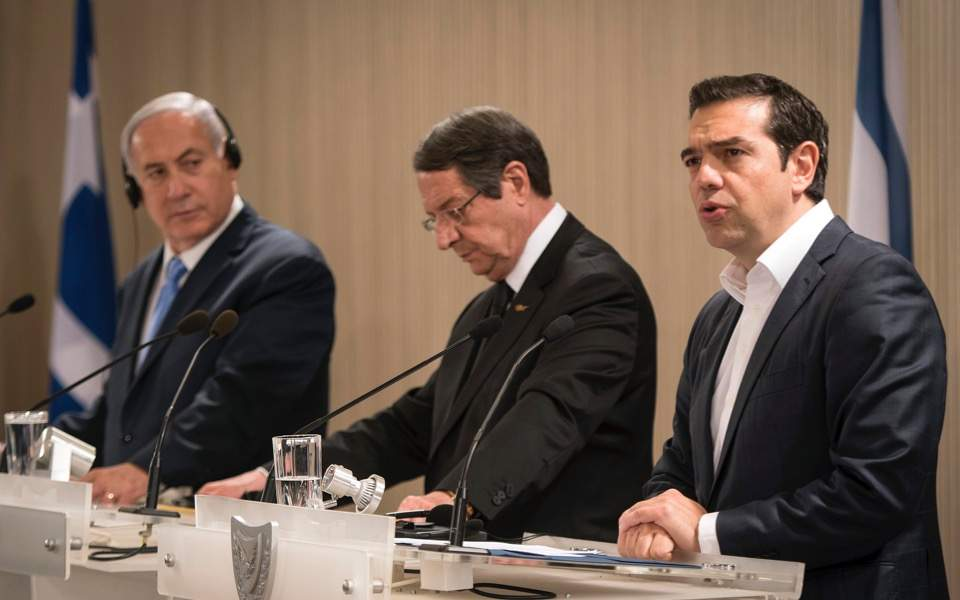 tsipras_anastasiadis_netanyahu