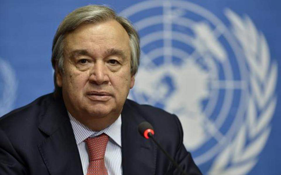 UN chief seeks to promote global migration pact amid objections | News | ekathimerini.com
