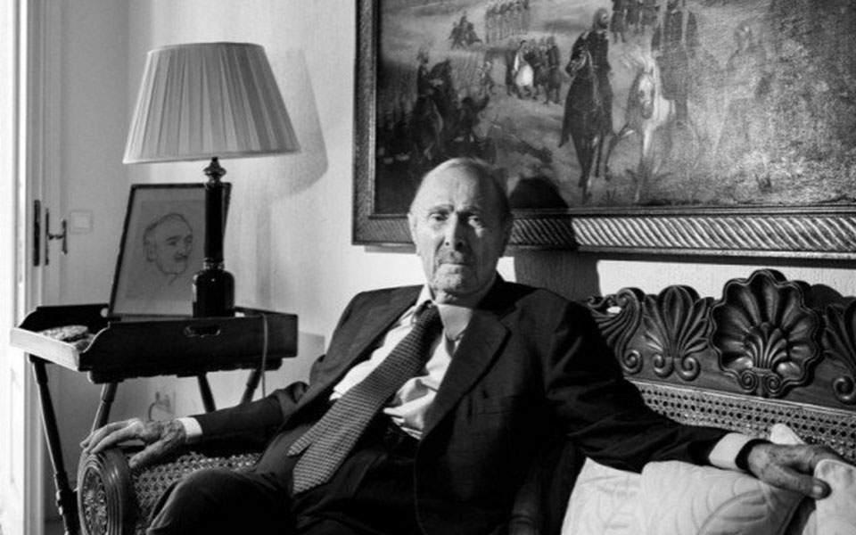 Minos Zombanakis, banking innovator who created Libor, dies at 92